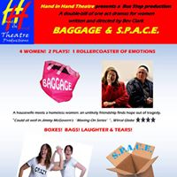 Baggage and SPACE - two plays
