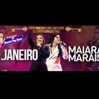 Maiara E Maraisa No Programa Da Renata Top Show Canal To Na Midia