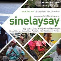 Sinelaysay A Documentary Film Showcase