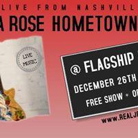 Jessica Rose Hometown Show