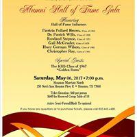 Kashmere Hall of Fame Gala