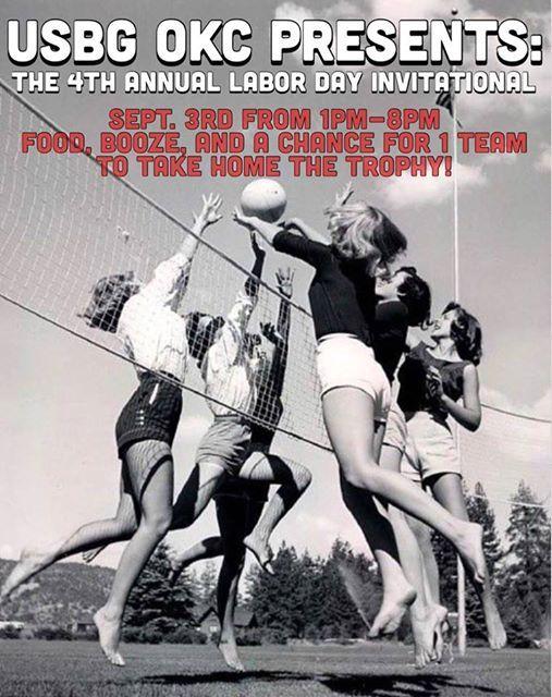 Usbg Labor Day Invitational At 2021 S Robinson Ave Oklahoma City