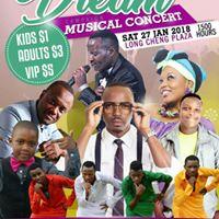 Save A Dream Campaign Musical Concert