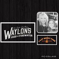 Brigitte London &amp Sadie McClendon - Waylons Feed &amp Firewater Louisville