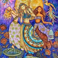 Full Moon Womens Circle