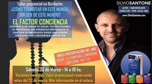 Seminario Bariloche Cmo transitar en este mundo sin ser de este mundo