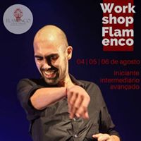 Workshop com Pedro Fernandez
