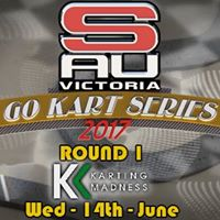 SAU Go-Karts Championship Round 1 and June Monthly Meet