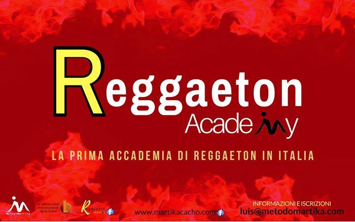 Reggaeton Academy. Iscrizioni Aperte