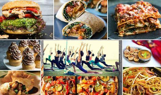 Essex Yoga and Vegan Festival