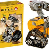 Build the Wall E &amp Sphinx (LEGO Community build for 7-12years)