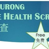 Taman Jurong WeCare Health Screening