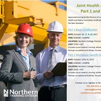 Joint Health &amp Safety Committee Certification Part 2