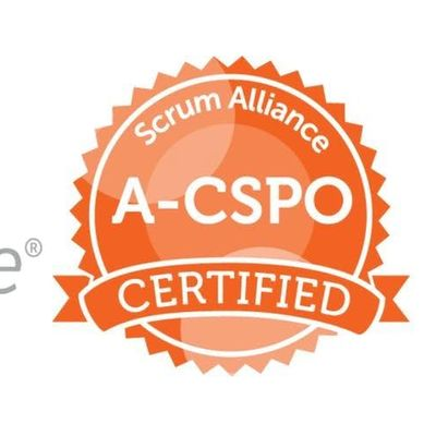 Advanced Certified Scrum Product Owner(A-CSPO)