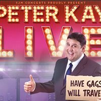 Peter Kay Live - Cancelled