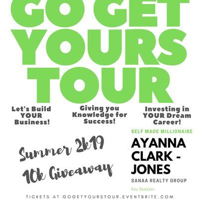 Go Get Yours Tour