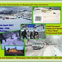 8 Days Tour from Karachi to Shogran &amp Kashmir