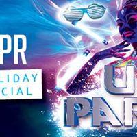 Bank Holiday 1 UV Party
