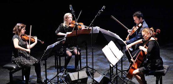 Sound Series Mivos String Quartet
