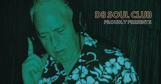 D8 Soul Club Proudly Presents Adrian Jae