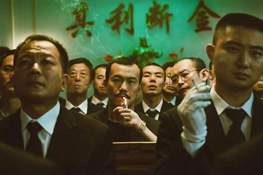 As Cinzas Brancas Mais Puras  De Jia Zhang Ke