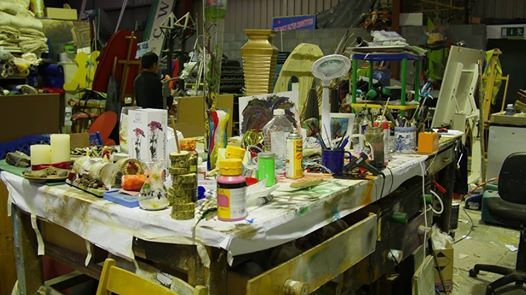 Art and craft demonstration taster