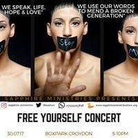 Free Yourself Concert Series