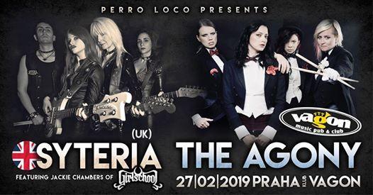 The Agony  Syteria (UK)