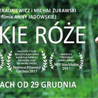Spotkanie z Ann Jadowsk i pokaz filmu &quotDzikie re&quot