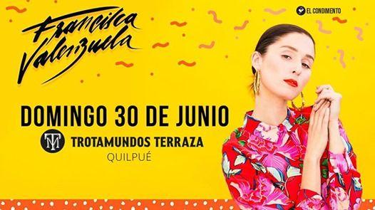 Quilpué Francisca Valenzuela At Trotamundos Terraza Quilpue