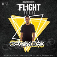 Craig Smoove at FlightFridays