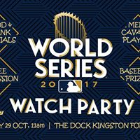 MLB World Series Watch Party