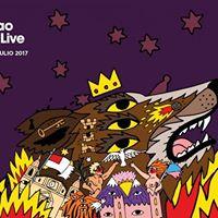 Aterciopelados en Bilbao - Festival BBK Live