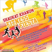 Shaukat Khanum Fitness Fiesta in the Spirit of Giving
