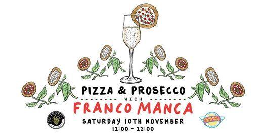 Pizza & Prosecco with Franco Manca & Majestic
