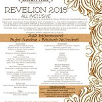 REVELION 2018 - ALL INCLUSIVE