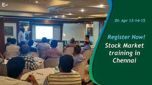 Stock Market Training for Beginners in Chennai