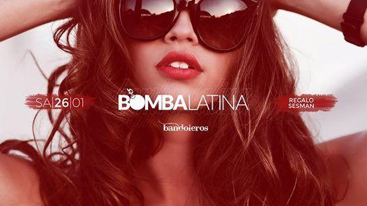 Bomba Latina  Sa  26.01.  Bandoleros Singen
