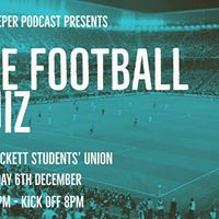 The Sweeper Podcast Presents - The Football Quiz