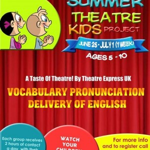 Summer Theatre Project For Kids