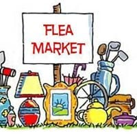 Flea Market at Our Sacred Space.