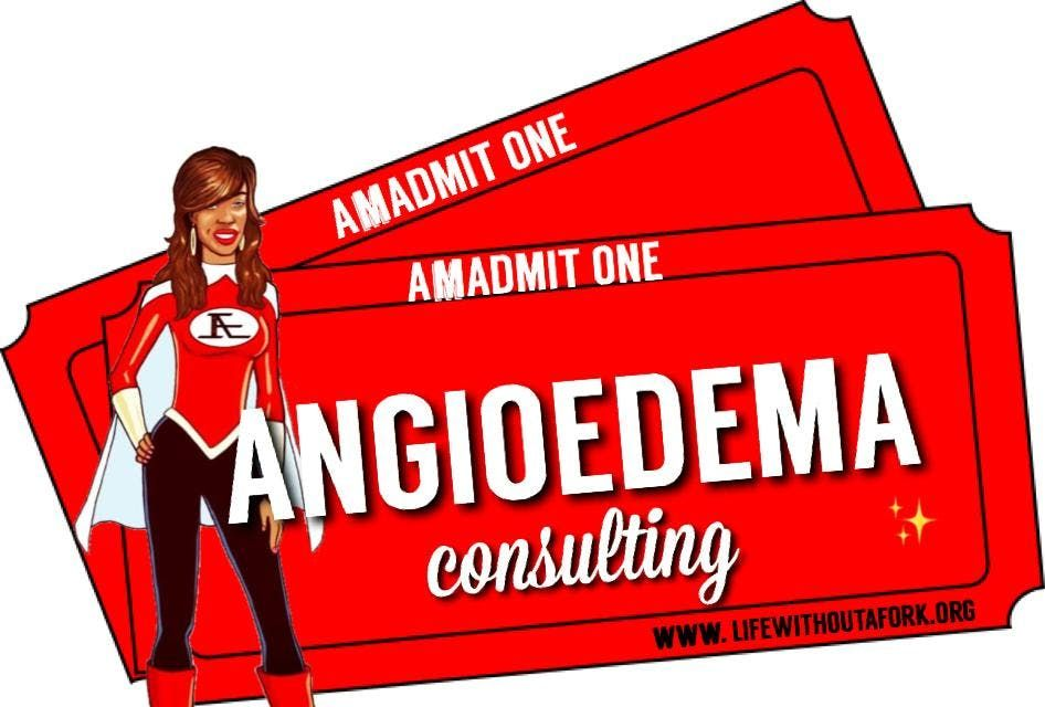 Angioedema Consultation Package by Life Without A Fork