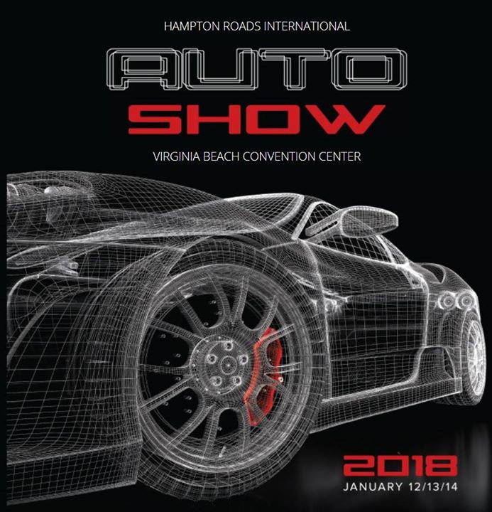 Hampton Roads International Auto Show At Virginia Beach Convention - Car show at virginia beach convention center