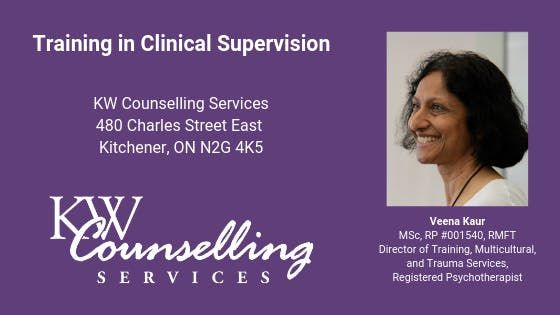 Clinical Supervision with a Focus on Safe and Effective Use of Self