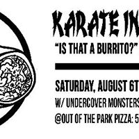 Karate in the Garage Tour Kickoff and EP Release