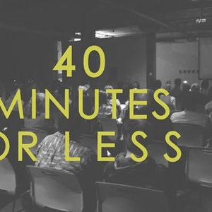 40 Minutes or Less Sound