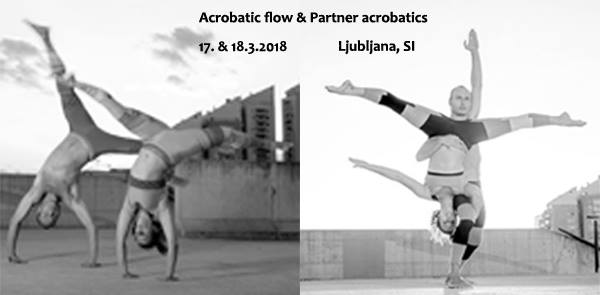 Acrobatic flow& partner acrobatics LJ