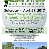 Spring Fling Golf Classic Fundraiser
