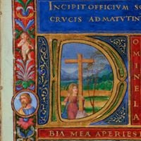 Illuminated Manuscripts Masterclass