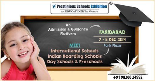 Educationista Prestigious School Exhibition - Faridabad